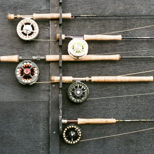 Fly fishing rods